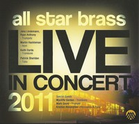 Live In Concert 2011 - All Star Brass