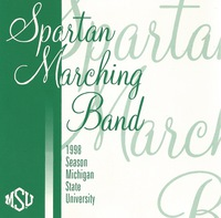 Spartan Marching Band 1998
