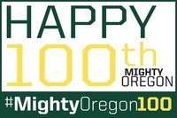 Mighty Oregon 100