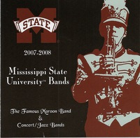 Mississippi State University Bands 2007-2008