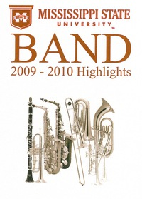 Mississippi State University Band 2009-2010 Highlights Vol 2