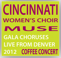 Tweet2Roar: MUSE celebrates 29 - Cincinnati's Women's Choir