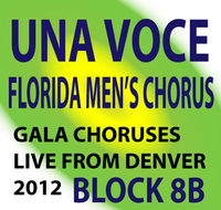 Taking a Chance on Love: Una Voce Florida Men's Chorus Concert Block 8B