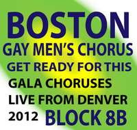 Get Ready for This! Boston GMC Concert Block 8B