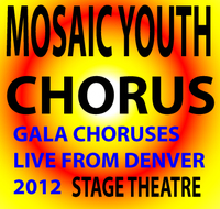 Mosaic Youth Chorus Live from Stage Theatre!
