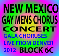 New Mexico Gay Men's Chorus Concert Block 6C