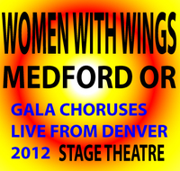 Women with Wings - Excerpts from 2012 Concert,