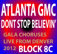 Atlanta GMC Presents: Don't Stop Believin' Live from Ellie Caulkins Opera House! Concert Block 8C