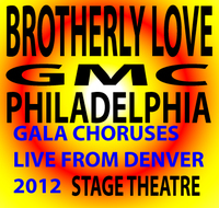 Brotherly Love Live from Stage Theatre!