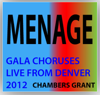 Menage Presents: The Music of Menage Live from Chambers Grant Salon!