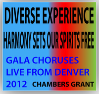 Diverse Experience Presents: Harmony Sets Our Spirits Free Live from Chambers Grant Salon!