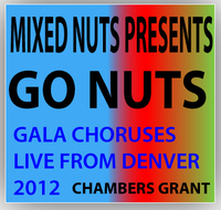 Mixed Nuts Presents: Go Nuts! Live from Chambers Grant Salon!