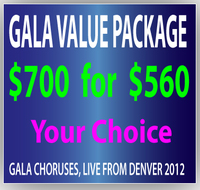 $700 GALA Gift Certificate for $560